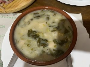 ガリシア風スープ